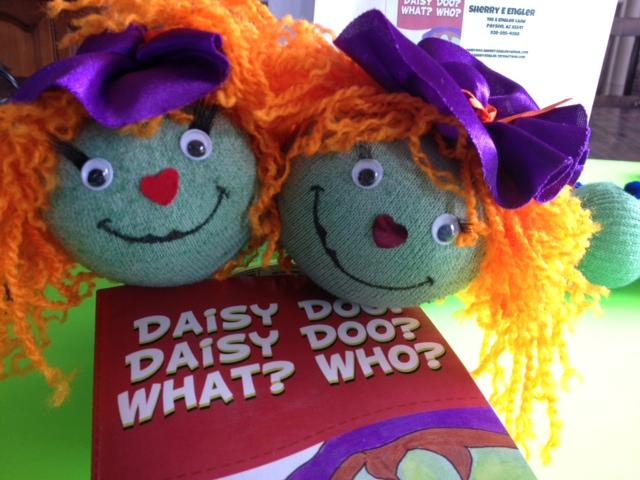 Daisy Doo Catepillar